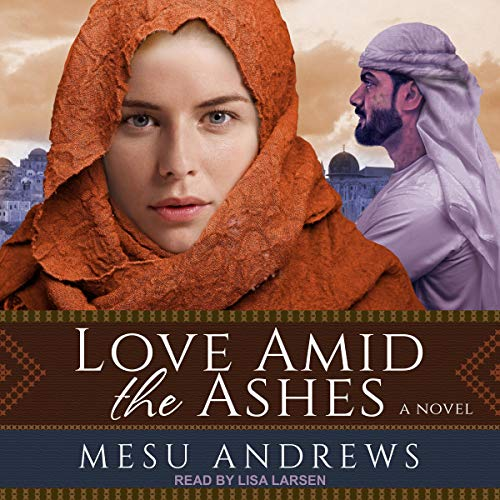Love Amid the Ashes cover art