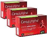 Salud Verde–Circulymphe–circulación veineuse–circulación drenaje linfático–piernas pesadas 3Meses de Tratamiento––Juego de 3cajas de 60Pastillas