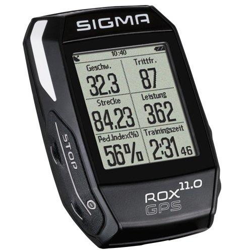 Sigma ROX 11.0 Basic Fahrradcomputer Gps schwarz One Size