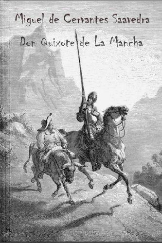 Don Quixote de La Mancha (com ilustrações)