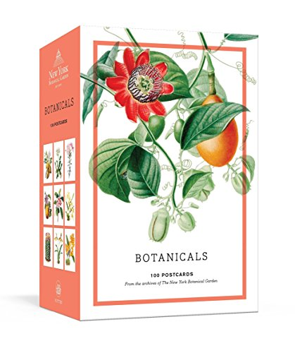 Compare Textbook Prices for Botanicals: 100 Postcards from the Archives of the New York Botanical Garden Box Pos Edition ISBN 9781524759049 by The New York Botanical Garden