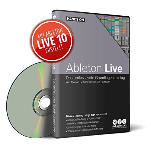 Preisvergleich Produktbild Ableton Live das umfassende Grundlagentraining