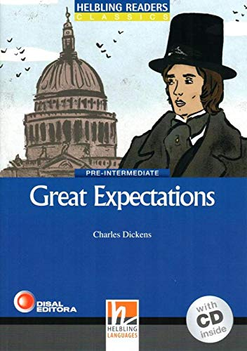 Helbling Readers. Blue Series Classics - Great Expectations [Lingua inglese]