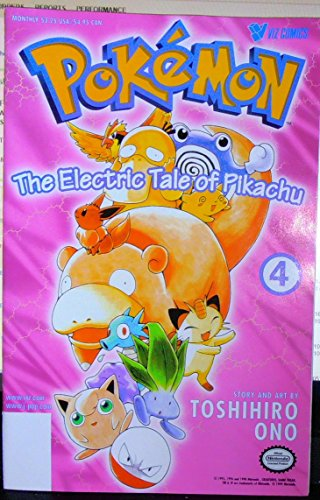 Pokemon The Electric Tale of Pikach…