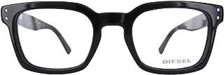 ديزل DL5229 اطار نظارة - اطار اسود لامع، قطر عدسات 50 ملم DL522950001