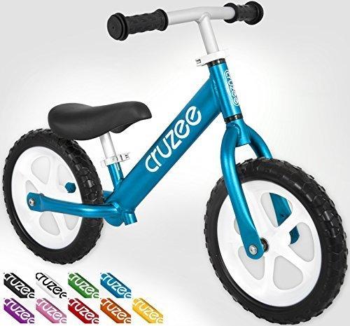 Cruzee OvO Balance Bike - 12 (Blue) by Cruzee