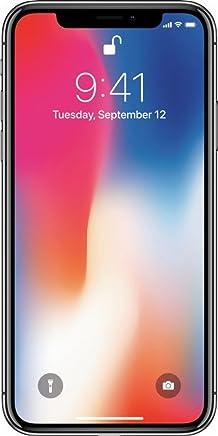 Apple iPhone X 64GB Gris Espacial (Renewed)