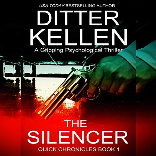 The Silencer (A Gripping Psychological Thriller) cover art