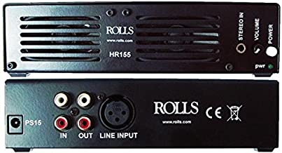 rolls Rack Mount Speaker Monitor (HR155)