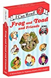Frog and Toad and Friends Box Set (I Can Read, Level 2)