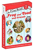 Frog and Toad and Friends Box Set (I Can Read Level 2)