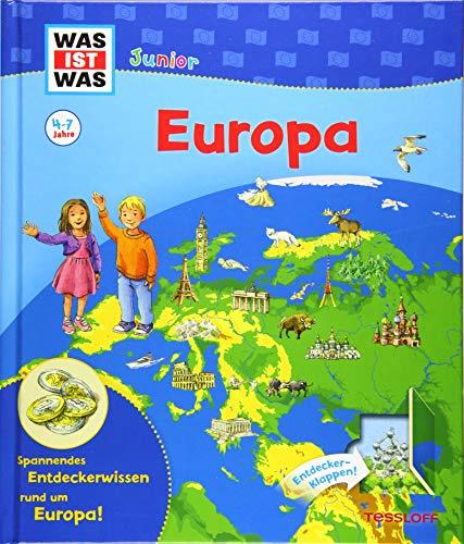WAS IST WAS Junior Europa: WAS IST WAS Junior Edition
