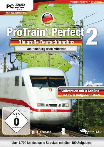 ProTrain Perfect 2 - Die große Deutschland Box - [PC]