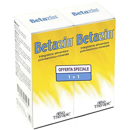 BETAZIN® | Vitamine e Minerali in Formula per Bambini | con Iodio e Zinco per le Difese Immunitarie...