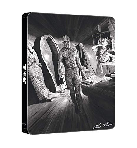 La Mummia (1932) (Steelbook Edizione Limitata) (Blu-Ray) [Italia] [Blu-ray]
