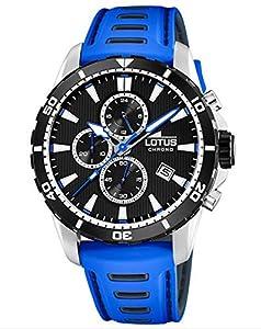 Reloj Lotus Hombre 18600/3 Chrono Azul