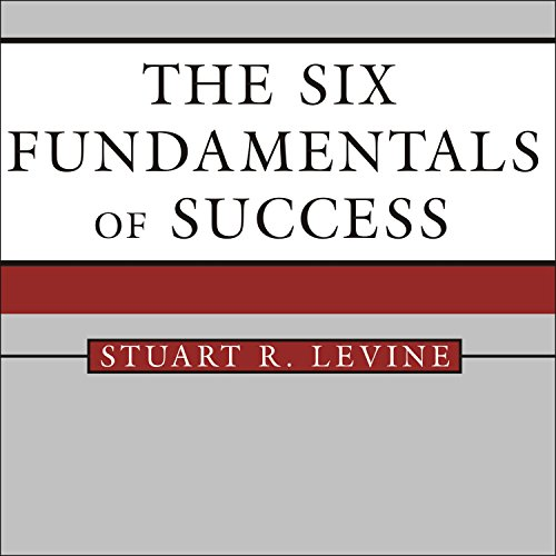 The Six Fundamentals of Success cover art