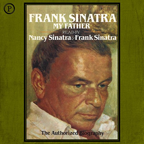 Frank Sinatra, My Father audiobook cover art