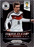 Panini Prizm World Cup Brazil 2014 World Cup Stars # 19 Philipp Lahm