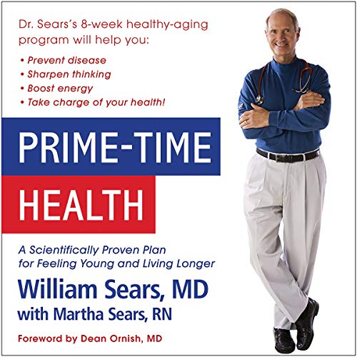 Prime-Time Health audiobook cover art