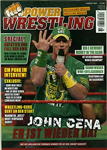 Power Wrestling 8/2021