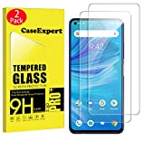 CaseExpert 2 Pack - Umidigi F2 Tempered Glass, Tempered