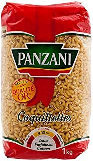 Panzani Coquillettes Pasta - 1kg (2.2lbs)
