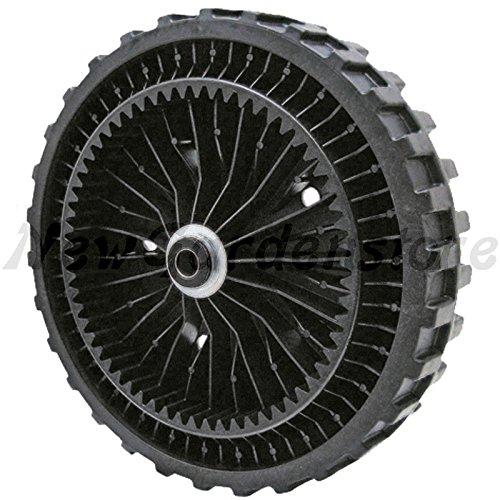 Ersatzrad für Rasenmäher, kompatibel mit AS MOTOR E05269