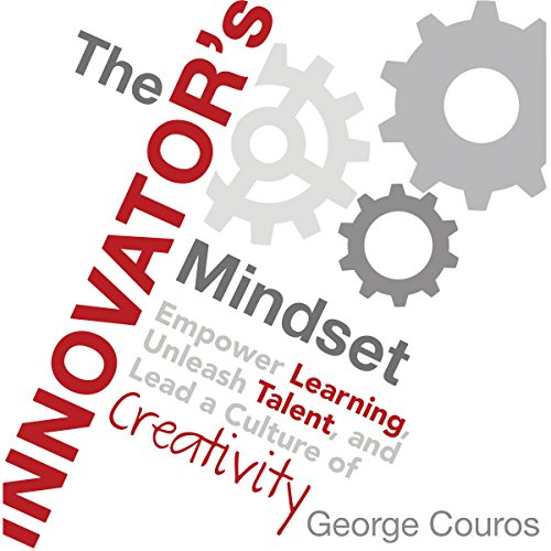 The Innovator's Mindset cover art