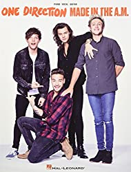 One direction - made in the a.m. piano, voix, guitare