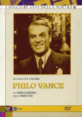 Philo Vance (3 Dv)