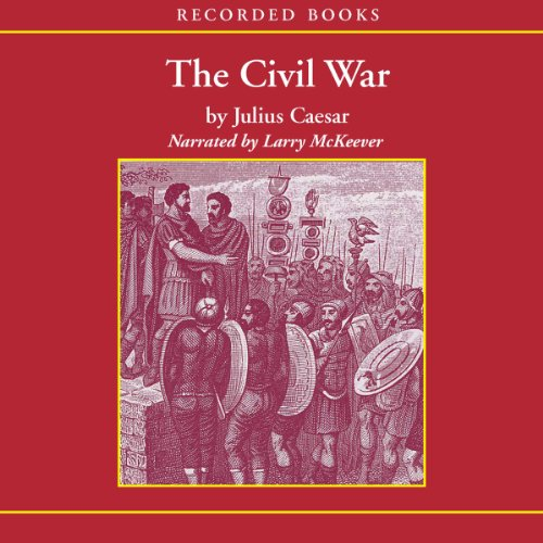 The Civil War: 50-48 B.C. cover art