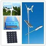 GOWE 400 w Generatore eolico+200 w Pannello Solare+Vento Solar Hybrid...