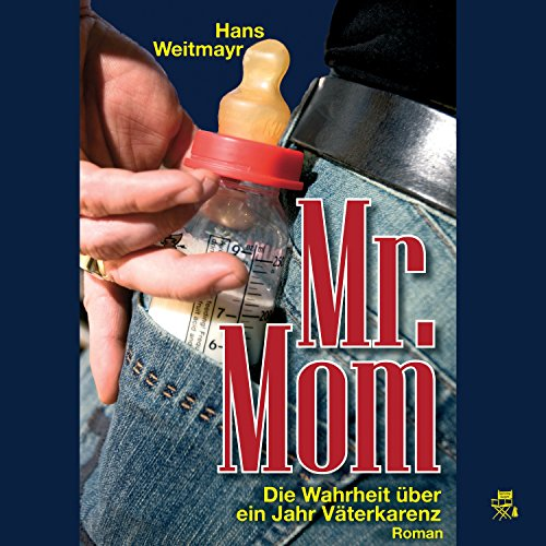 Mr. Mom audiobook cover art