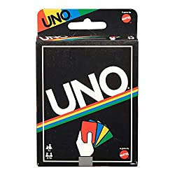 Christmas gift ideas for kids Uno cards