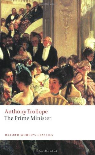 The Prime Minister (Oxford World's Classics)の詳細を見る