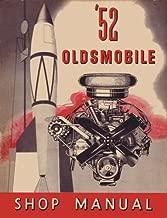 1952 Oldsmobile Repair Shop Manual Original