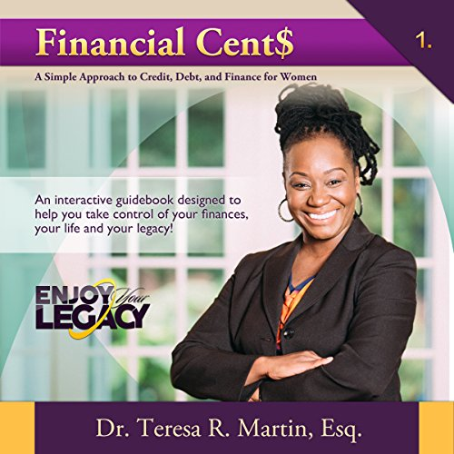 Financial Cents: A Simple Approach to Credit, Debt, and Finance for Women audiobook cover art