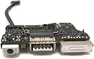 Willhom I/O Board (w/USB, Audio, DC-in 2) Replacement for MacBook Air 13 Inch A1466 (Mid 2013, Early 2014, Early 2015,Mid 2017)