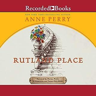 Rutland Place audiobook cover art