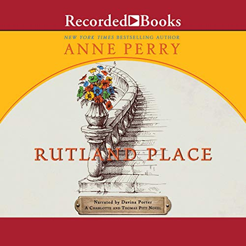 Rutland Place audiobook cover art