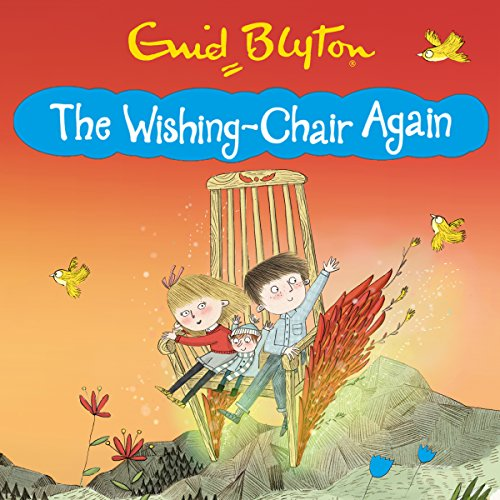 The Wishing-Chair Again audiobook cover art