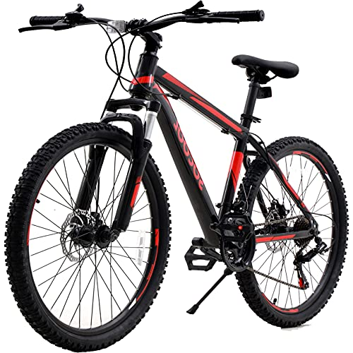 26 Inch Mountain Bike, Adult Men`s Women`s Bikes Carbon...