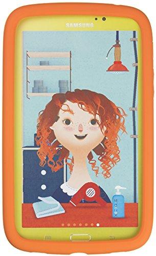 Samsung EF-PT210IOEGWW Kids Grip Hülle Kit für Galaxy Tab 3 Kids 7.0 orange