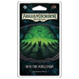 Arkham Horror: The Card Game – Into The Maelstrom | Cooperative Horror Card Game for Teens and Adults | Ages 14+ |for 1-2 Players | Average Playtime 60 - 120 Minutes | Made by Fantasy Flight Games