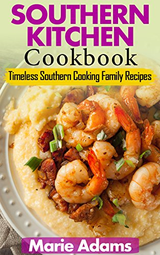 Southern Kitchen Cookbook by Marie Adams ebook deal
