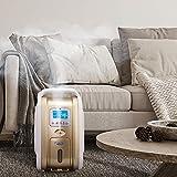 S SMAUTOP Concentrador de Oxígeno Portátiles para Mujeres Embarazadas y Ancianos Generador de...
