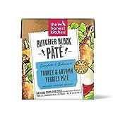 The Honest Kitchen Butcher Block Pate Wet Dog Food - Turkey...