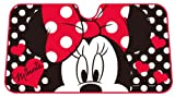 Minnie Mouse Car Front Windshield Sunshade Big Red Bow / Face