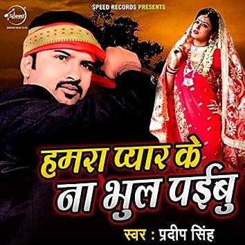 Hamra Pyar Ke Na Bhool Paeebu - Single